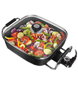 Tower T14010 Electric Sauté Pan, Ceramic, 30 cm