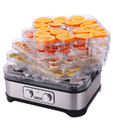 Meykey Digital Food Dehydrator with Temperature Controller