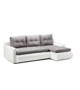 Honeypot Calasetta Corner Sofa Bed