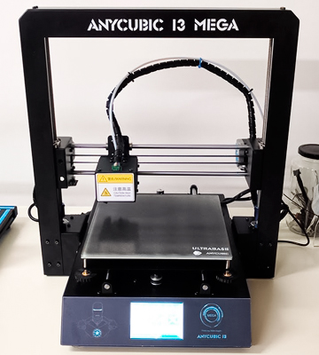 Review of Anycubic I3 Mega 3D Drucker Kit