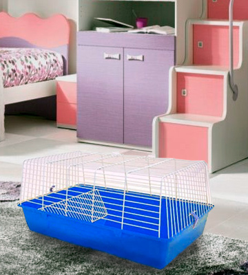 Review of Little Friends Rainbow 59 Rabbit Cage