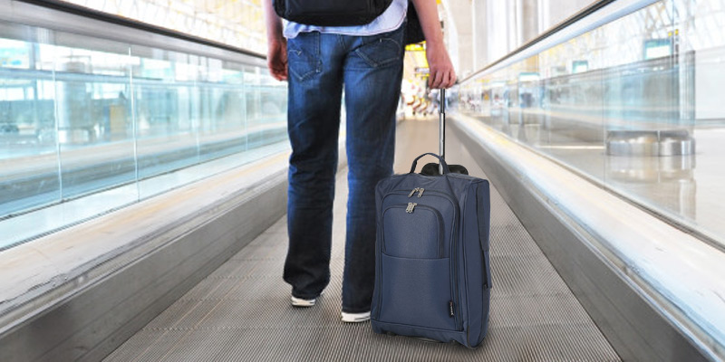 Review of 5 Cities Cabin Approved Lightweight Hand Luggage