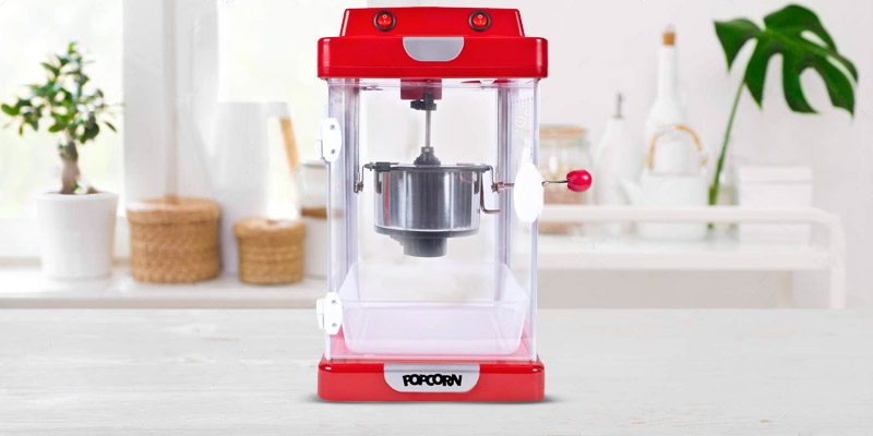 Review of Global Gizmos 54500 Cinema Style Party Popcorn Maker Machine