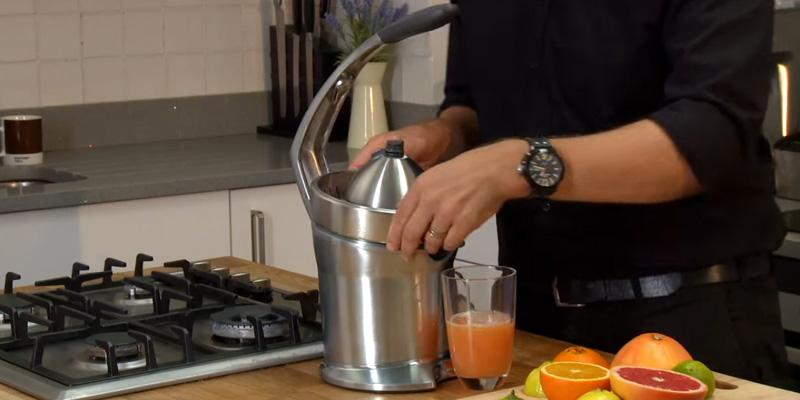 Review of Sage by Heston Blumenthal the Citrus Press