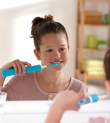 Review of Philips HX6311/17 Sonicare for Kids Rechargeable Toothbrush