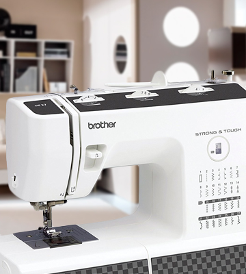 Review of Brother HF27 Metal Chassis Sewing Machine