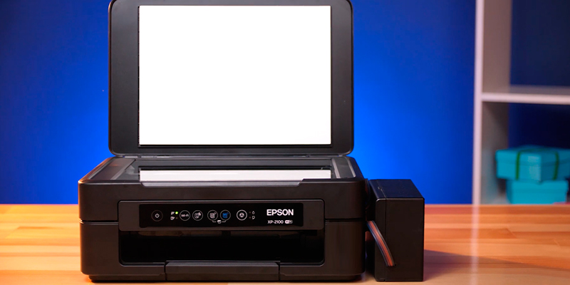 Epson Expression XP-2100 Print/Scan/Copy Wi-Fi Printer in the use