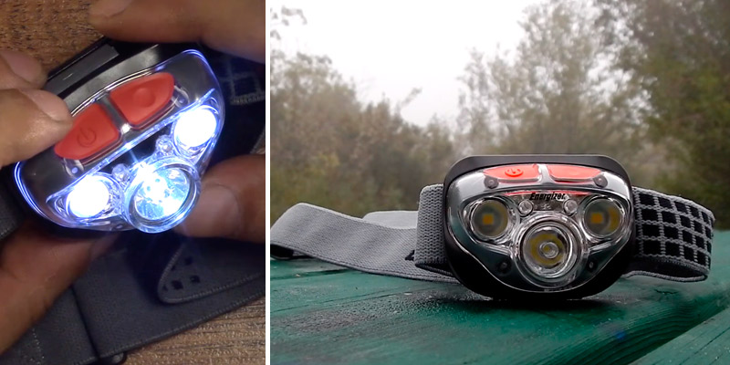 Review of Energizer EHEAD300 Focus Headlight