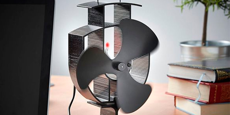 Review of VonHaus 14/061 3 Blade Stove Fan