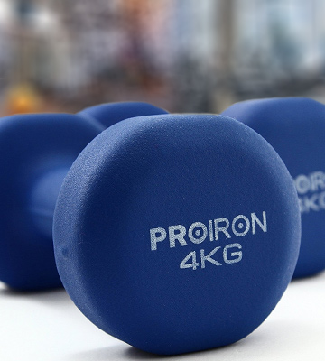 Review of ProIron Home Gym Neoprene Dumbbell Set