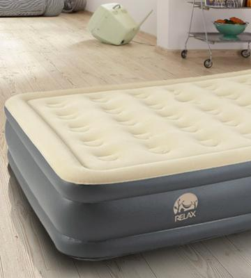 Review of FiNeWaY Double Air Bed Mattress