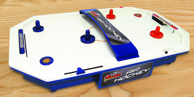 Review of Team Power 26344 Power Battery-Operated Air Hockey Game