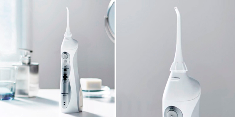 Review of Panasonic EW1411 Water Flosser for teeth Cordless