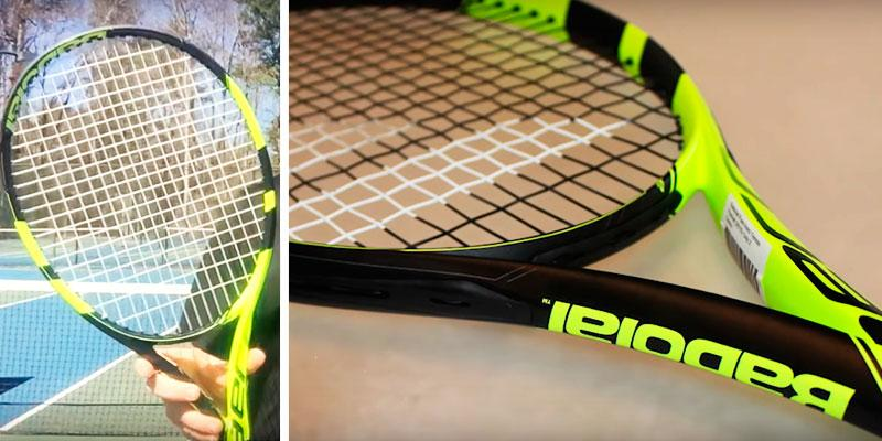 Review of Babolat Pure Aero Tennis Racket