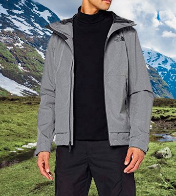 Review of The North Face T93XXVDYY. M Men's Jacket