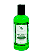 Moksha Beauty Tea Tree for Dry Itchy Flaky Scalp