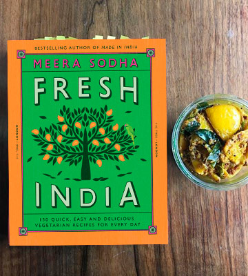 Review of Meera Sodha Fresh India 130 Quick, Easy and Delicious Vegetarian Recipes for Every Day