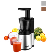 Argus Le MEB4000S Slow Masticating Juicer, Silver