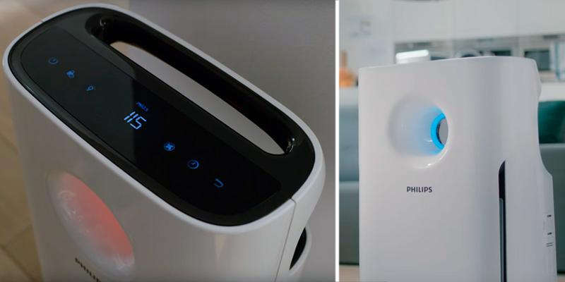 Review of Philips AC3256/30 Air Purifier