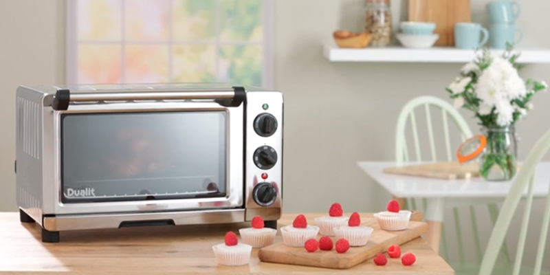 Review of Dualit 89200 18 L Mini Oven