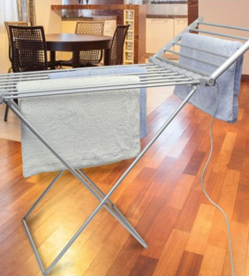 Review of Fine Elements SW2425 Foldable Heated Airer