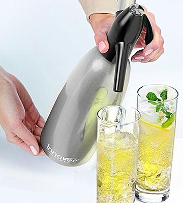 Review of Innovee Home Soda Siphon