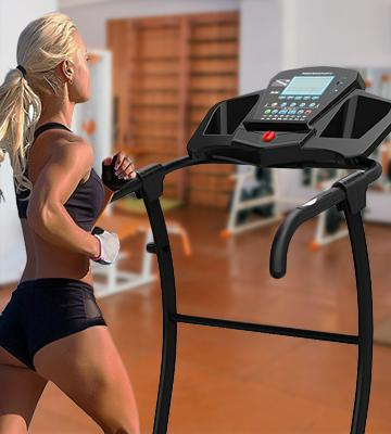 Review of Prestige XM-PRO-Dynamic Treadmill