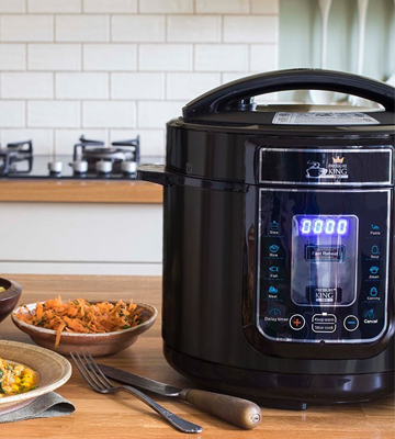 Review of Pressure King Pro 5 Litre 12-in-1 Rice Cooker