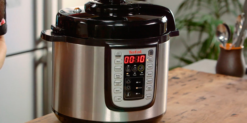 Review of Tefal CY505E40 All-in-One Electric Pressure/Multi Cooker