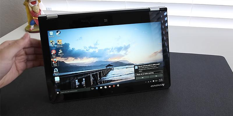 Review of Lenovo Yoga 710 Convertible Touchscreen Ultrabook