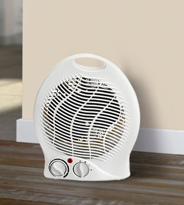 Review of Status FH1P-2000W1PKB Portable Fan Heater