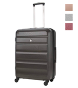 Aerolite Medium Super Lightweight Suitcase Hard Shell
