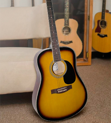 Review of Stretton Payne SPD1 Dreadnought Acoustic Guitar