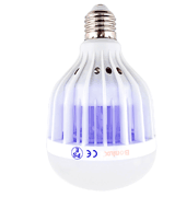 Bonlux Bug Zapper Light Bulb B22 UV LED