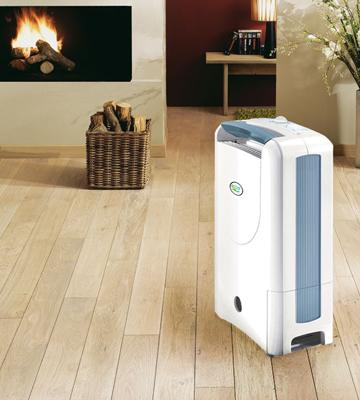 Review of EcoAir DD122 Simple Desiccant Dehumidifier