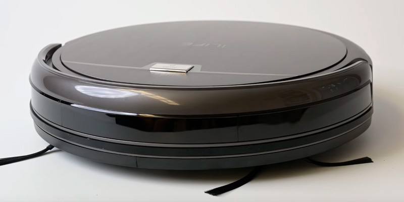 Review of iLife _A4s Robotic Vacuum Cleaner