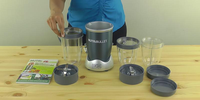 Review of Nutribullet Smoothie Maker