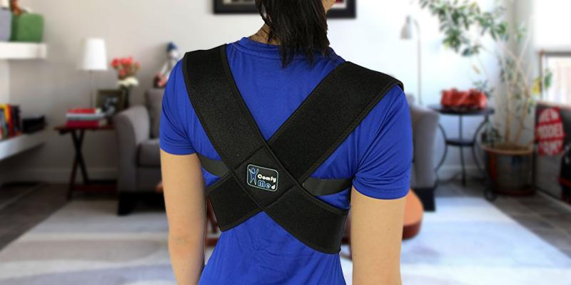 Review of Comfy Med Shoulder Alignment Brace Posture Corrector