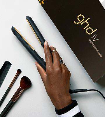 Review of ghd IV Styler