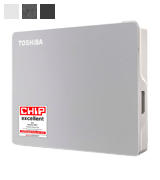 Toshiba Canvio Flex External HDD for Mac (USB 3.2 Gen 2) [2020 Model]