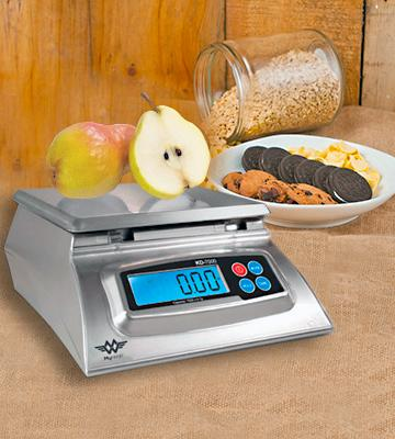 Review of My Weigh KD-7000 Digital Stainless-Steel Food Scale
