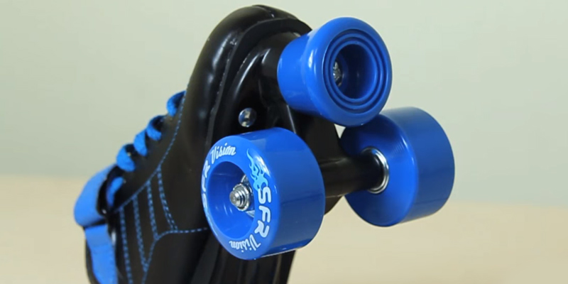 Review of SFR RS239 Quad Roller Skates