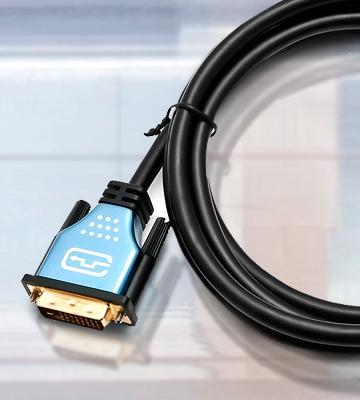 Review of BlueRigger HDMI to DVI-D Dual Link Cable