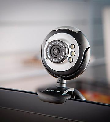 Review of TeckNet C016 USB HD 720P Webcam