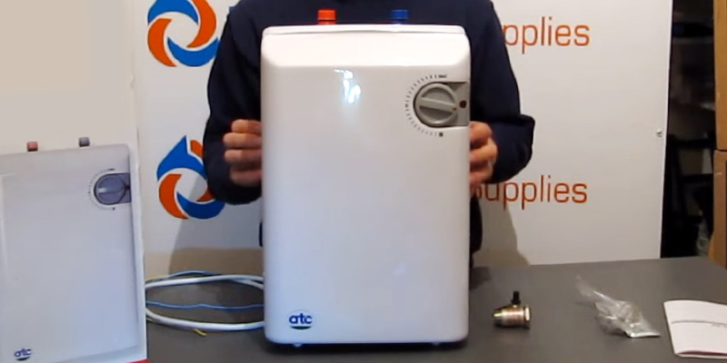 Review of Atc Z10-U 10L 2kW Under sink Water Heater