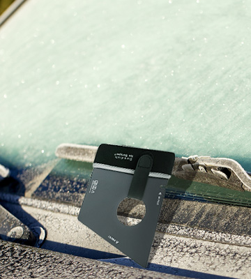 Review of Swedish Ice Scraper ICE06 with Neoprene Holder