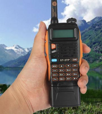 Review of BaoFeng Pofung GT-3TP Mark-III Two-Way Radio