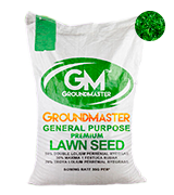 GroundMaster General Purpose Lawn Garden Grass Seed