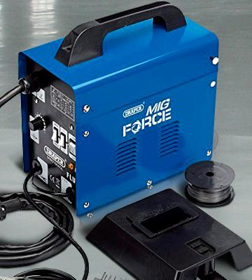 Review of Draper Tools 32728 MIG Welder