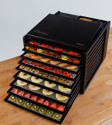 Review of Excalibur 9 Tray 3926TB Food Dehydrator